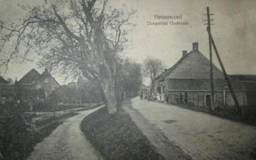 heinenoord-dorpstraat-oosteinde-1920-1930